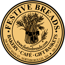 FESTIVE BREADS BAKERY, CAFE, GIFT BASKETS